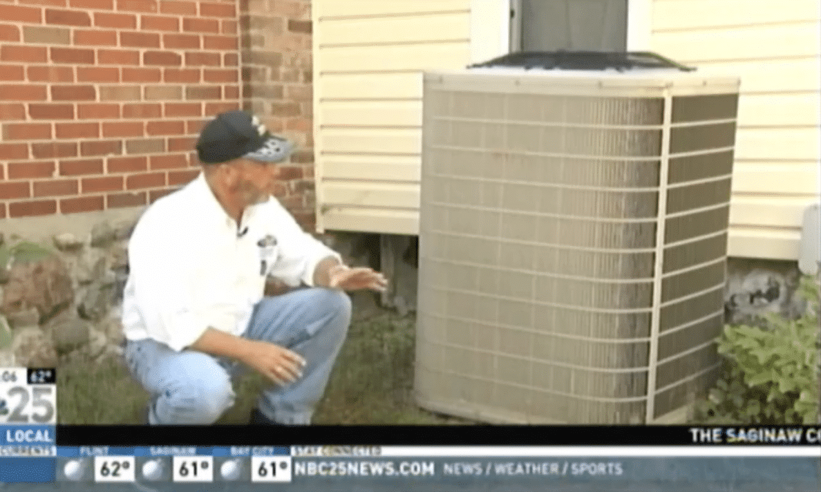 Increase Air Conditioner Efficiency By Cleaning The Coils